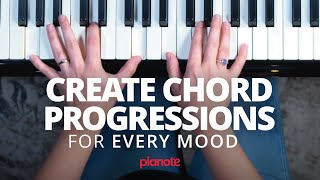 Write A Chord Progression For Every Mood