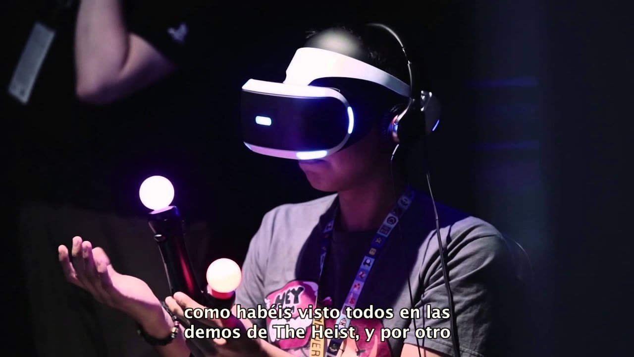 Nuevo vídeo 'Diario de desarrollo' de Project Morpheus
