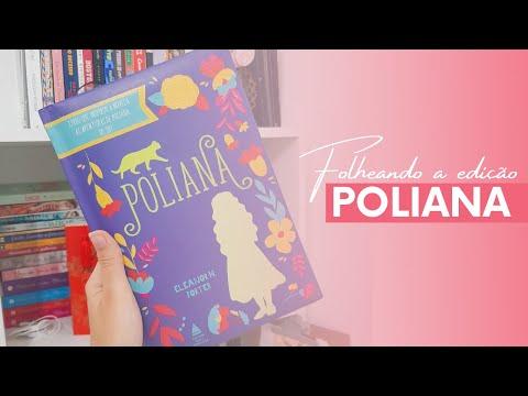 ? Folheando Poliana: Edição capa dura e ilustrada | Aléxia Macêdo