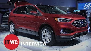 2019 Ford Edge is Ford's smartest SUV yet