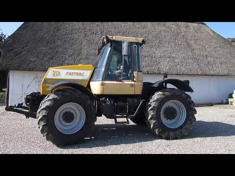 Video: JCB 185 - 65 4 WD Tractor 1
