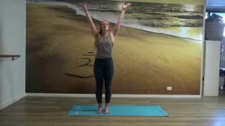 Express 40 Min Vinyasa Flow Yoga With Olivia