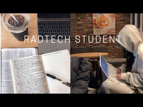 Life as a RADTECH Student