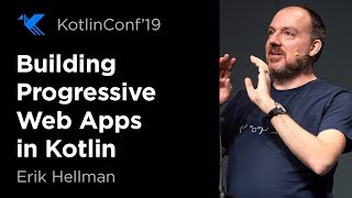 Building Progressive Web Apps in Kotlin
