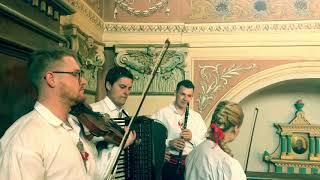 Kapela Janicek- J. Pachelbel- Canon (oprawa muzyczna ślubu)