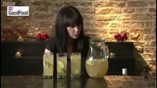 How To Make Ginger Apple Punch Cocktail - GoodFood.com - BBC Food