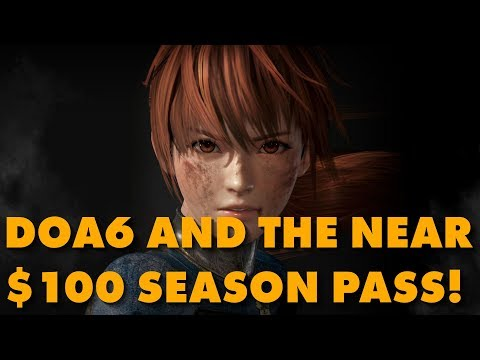 Let's Look At Dead Or Alive 6's $92.99 Season Pass