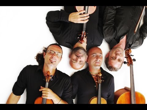 Tribute to Sting, M.Jackson, Queen, U2 - Irish, Ethno Jazz | Ondanueve String Quartet