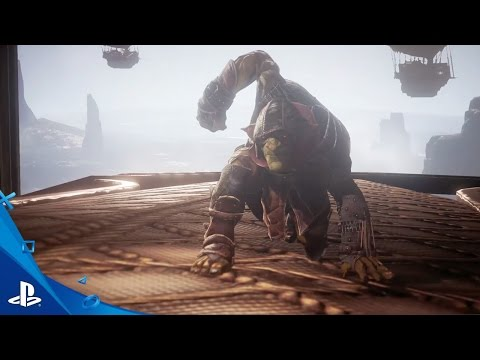 STYX: Shards of Darkness - Gameplay Overview Trailer | PS4 thumbnail
