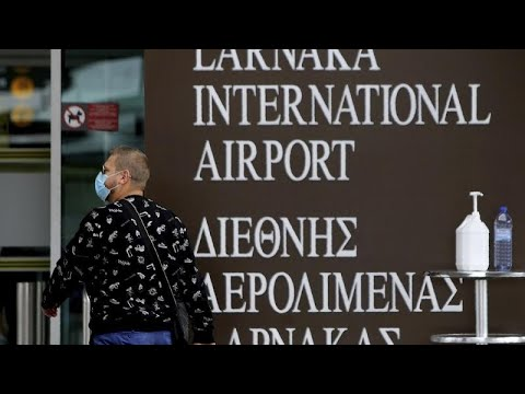 Κύπρος: Παρατείνεται η απαγόρευση πτήσεων