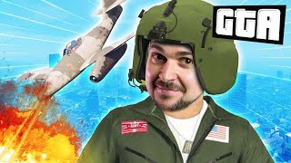 WE'RE THE WORST PILOTS IN HISTORY | GTA 5 Races