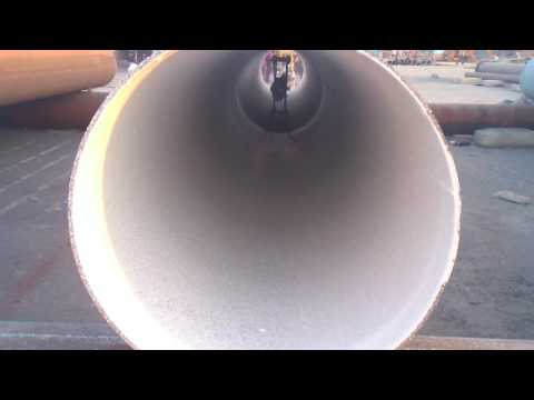 Internal Pipe Coating Systems