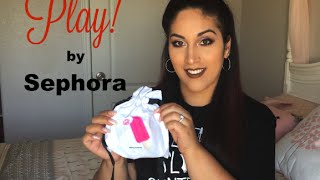 Play! by Sephora | July 2016 Unboxing