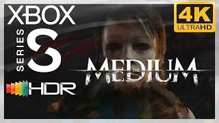 [4K/HDR] The Medium / Xbox Series S Gameplay