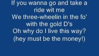 Ride Wit Me~lyrics~ Nelly