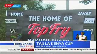 Kikosi cha raga cha Nakuru RFC wafanya mabadiliko kwa kikosi mbele ya mchuano dhidi ya Black Blad