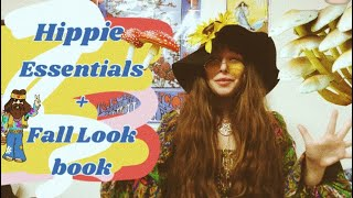 Hippie Essentials + Look Book🍄🌿