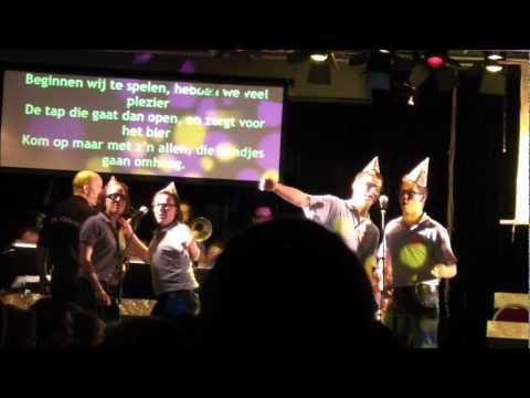 Pronkzitting 2012 Cuijk - Ut Word Wa | Jubileumlied 5xK