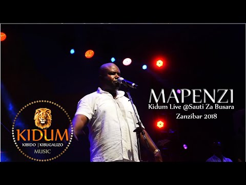 #TheRealKidum Kidum and The bodaboda Band Live at Sauti za Busara 2018 – Mapenzi