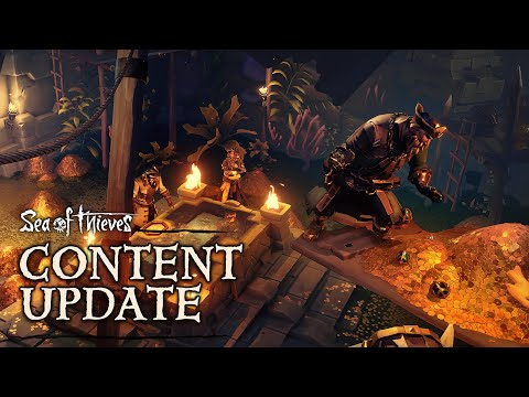 Sea of Thieves - Vault of the Ancients Available on All Platforms Today