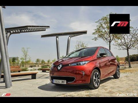 Renault ZOE 40 - Prueba revistadelmotor.es