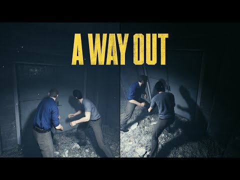 A Way Out Official Gameplay Trailer thumbnail