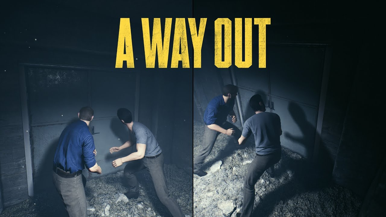 A Way Out - Trailer gameplay