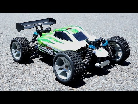 4WD Off-Road Buggy RC Car Review | DansTube.TV