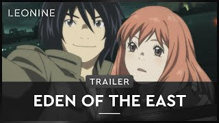 Eden of the East - Trailer (deutsch/german)