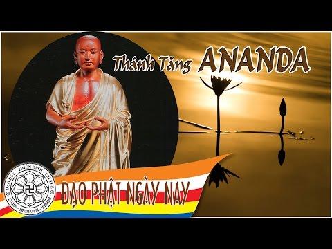 Thánh Tăng Ananda