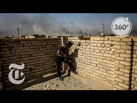 The Fight for Falluja | 360 VR Video | The New York Times
