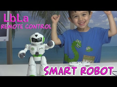 LBLA Remote Control Smart Robot For Kids – Product Review