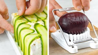 """Toast 12 Slices Of Bread In The Oven & """"Disguise"""" Them With 2 Cucumbers – Yummy!"""