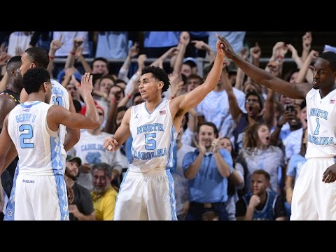Video: Tar Heels Drop #2 Maryland in Paige's Return - Highlights