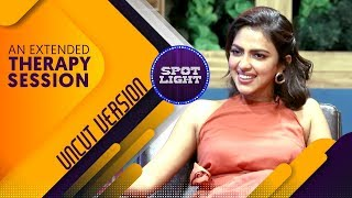 Amala Paul Interview - Uncut Version | Spotlight with VJ Abishek | Sun Music