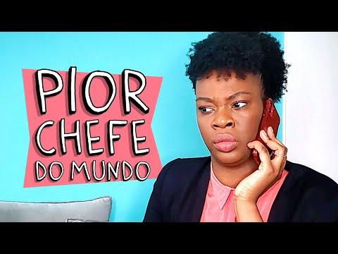PIOR CHEFE DO MUNDO