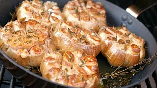 SMOKED & ROASTED GARLIC - The Gold of Barbecue