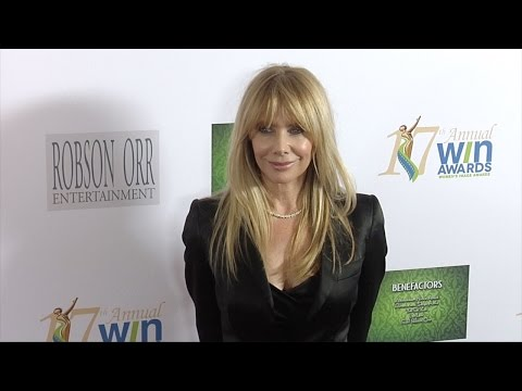 Rosanna Arquette 17th Annual Women's Image Awards Red Carpet in Los Angeles