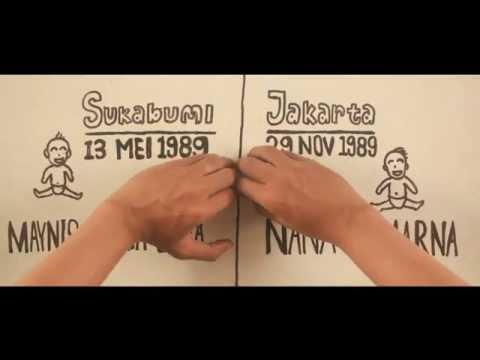 "Video Stop Motion Whiteboard | "" Wedding Invitation MAYNIS - NANA "" ( BOB Production - Jogja )"
