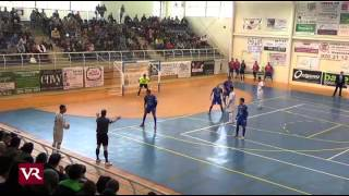 preview picture of video 'FS: 1ª Parte Valdepeñas - Brihuega'