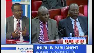 Analysis: NASA threatens to boycott parliament opening