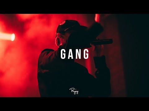 """Gang"" - Dark Piano Trap Beat 