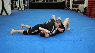 How to Do a North-South Choke | MMA Submissions