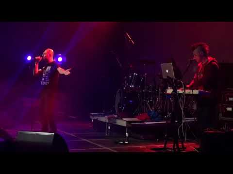 De/Vision - Intro + In the Still of the Night (Live at ZIL ARENA, Moscow, 21.04.2018)
