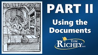 Using the Documents (The AP Euro DBQ: Part II)