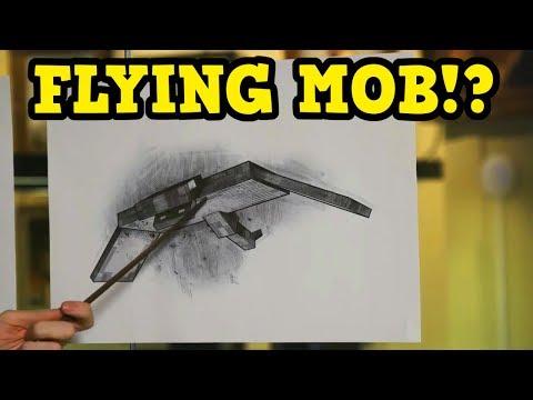 Minecraft Flying Mob