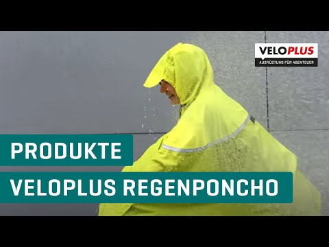 Ponchos von Veloplus