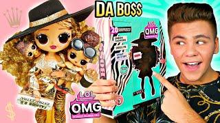 Da BO$$ Богатая LOL Surprise 3 серия золотая Да Босс ???? Обзор