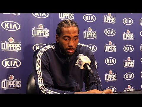 Kawhi Leonard Reveals Why He Left Team Michael Jordan For New Balance. HoopJab NBA