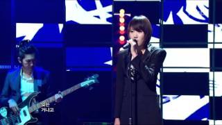 ZIA - Just Laugh, 지아 - 웃음만, Music Core 20100918